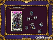 Daily jigsaw Puzzle Version of the Easy Tarot