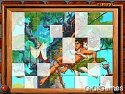 Sort My Tiles Tarzan and Jane