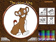 The Lion King Online Coloring