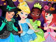 Disney hercegnők Halloween napja