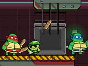 Черепашки-ниндзя Спасение заложников