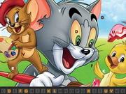 Том и Джерри Скрытые буквы
